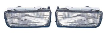 Front fog light pair for the BMW 3 Series (E36) 1990-2000 sold at amazon.com