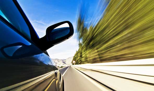 Speeding is a traffic offense punishable in many states