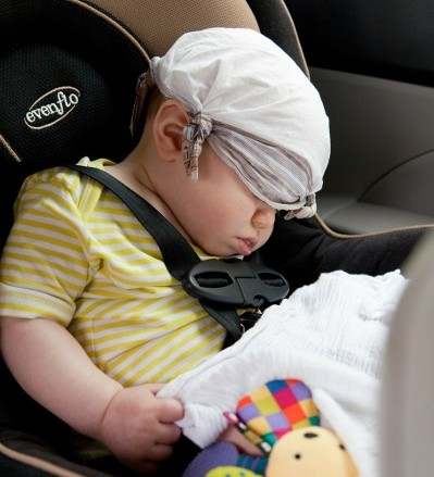 Don't just buy any child safety seat. Get one that's right for your child.